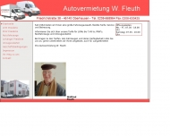 Bild Autovermietung Walfried Fleuth e.K.