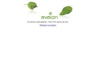 Bild Webseite Avalon Bau- und Vermögensverwaltung München