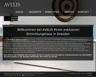 Avelis Dresden - Exklusives Einrichtungshaus und Rolf Benz Studio