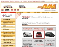 Bild AutoVerMietung im Centrum GmbH
