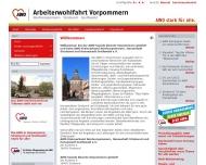 Bild AWO - Soziale Dienste Vorpommern gemeinnützige GmbH