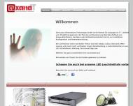 Bild Axana Informations Technologie GmbH