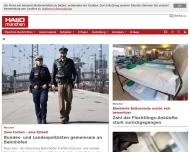 Bild Webseite Breu & Schneider München