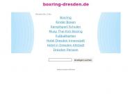 Bild Webseite Boxring Dresden 1994 Dresden