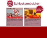 Bild Webseite Brigitte Eilert Eilert's Schleckermäulchen Berlin