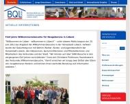 Bild BQL Berufsausbildungs- und Qualifizierungsagentur Lübeck GmbH
