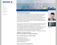 Website Brochier Power Systems