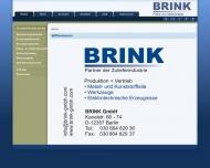Brink GmbH - Willkommen
