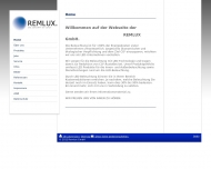 Website REMLUX