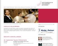 Bild Freundeskreis Württembergische Philharmonie Reutlingen e.V.