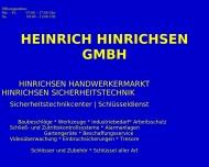 Bild Heinrich Hinrichsen GmbH