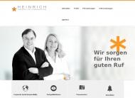 Bild HEINRICH GmbH Agentur für Kommunikation
