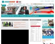 Bild G.A.R.D. Gesellschaft für Ambulanz und Rettungsdienst Hamburg-West mbH
