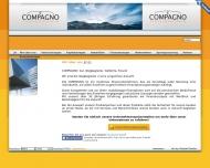 Bild Webseite COMPAGNO Nürnberg