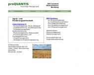 Bild proQUANTIS Ltd. & Co KG