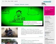 Bild Webseite  Sassenberg
