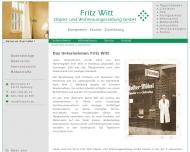 Bild Fritz Witt - Objekt- und Wohnraumgestaltung GmbH