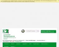 Bild Webseite  Büsingen am Hochrhein