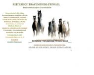 Bild Reiterhof Travemünde-Priwall GmbH