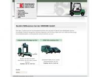 Bild Kwirand Gabelstapler Service GmbH