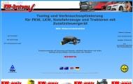 Bild Webseite KW-Systems Fahrzeugtechnik Alsdorf