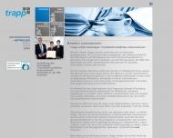 Website Axel Trapp Elektro-Anlagenbau Verwaltungs