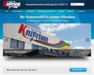 Bild Karosseriebau Knieriem GmbH
