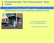 Bild Axel Taube Physiotherapie