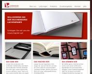 Bild Webseite Lachenmaier Reutlingen