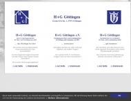 Bild H + G Göttingen, Immobilien-Service Ges. für Haus- und Grundeigentum mbH