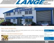 Bild Karosseriebau Werner Lange GmbH