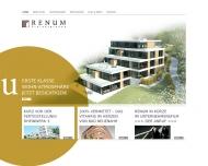 Bild RENUM Projektgruppe Ges. für die Realisierung von Immobilienwerten mbH
