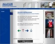 Bild ALUFOR Schildersysteme GmbH