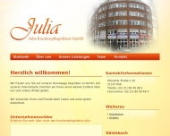 Bild Webseite Ambulanter Pflegedienst SCHÄÄL SICK Köln