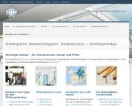 Bild Webseite Bundesverband Wintergarten Berlin