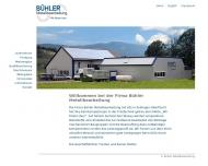 Bild Bühler Metallbearbeitung GmbH