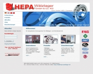 Bild HEPA Wälzlager GmbH & Co. KG