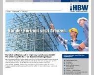 Hochregallager, Neuanlagen, Erweiterungen, Umbauten, HBW Siegen