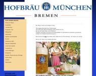 Bild Hofbräuhaus Bremen GmbH