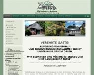 Bild Webseite Hotel und Restaurant Mellingburger Schleuse Peter J. Lehfeldt Hamburg
