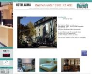 Bild Hotel Alma Garni Betriebsgesellschaft mbH