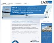 Bild Webseite IDVA Freiburg im Breisgau
