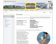 Bild Webseite ILA-Langner Eschenburg