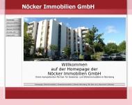 Bild Webseite IMMOLAGE Immobilien- und Anlage Nürnberg