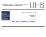 Bild UHB Beteiligungsgesellschaft II mbH