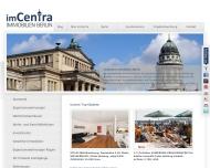 Eigentumswohnungen und Immobilien in Berlin - Ihr Immobilienmakler - imCentra Immobilien Berlin Eige...