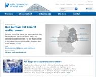 Bild Institut der deutschen Wirtschaft Köln JUNIOR gemeinnützige GmbH