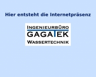 Bild Ingenieurbüro GAGATEK Wassertechnik GmbH