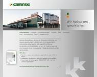Kaminski Stuhr - Unternehmen - Dosen Gl?ser Deckel