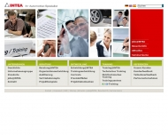 Bild Webseite INTEA Kerpen
